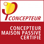 Concepteur certifié bâtiments passifs